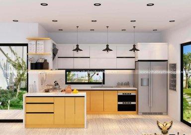 Ấn tượng với 10 mẫu tủ bếp hiện đại và tiện dụng cho phòng bếp