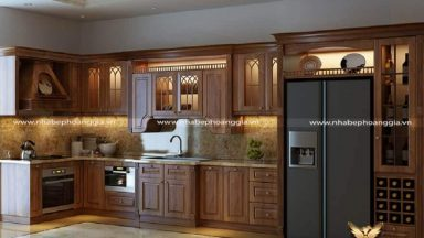 6 mẹo đơn giản vệ sinh làm sạch nhà bếp và tủ bếp