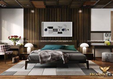 Mẫu thiết kế phòng ngủ hiện đại PNHD 07