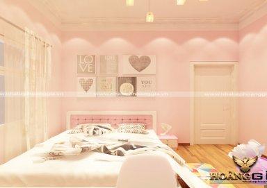 Mẫu thiết kế phòng ngủ hiện đại PNHD 12
