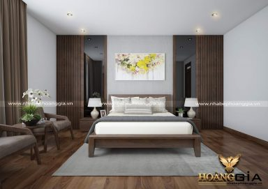 Mẫu thiết kế phòng ngủ phong cách hiện đại PNHD 13