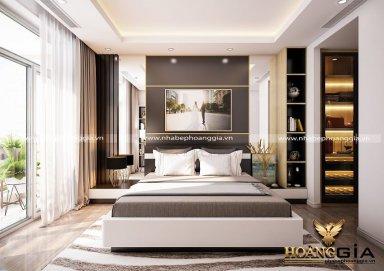 Mẫu thiết kế phòng ngủ hiện đại PNHD 15