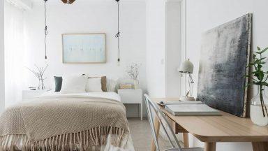 7 ý tưởng thiết kế nội thất phòng ngủ nhỏ đẹp đầy thu hút