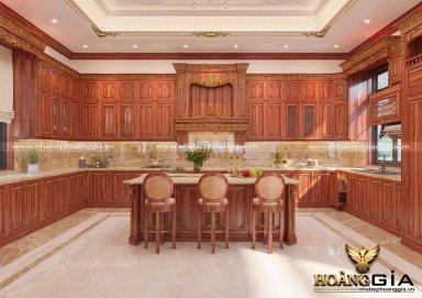 Giải đáp: Phòng bếp bao nhiêu m2 là hợp lý