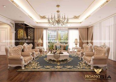 Dự án thiết kế và thi công nội thất nhà anh Hùng (TP Vinh)