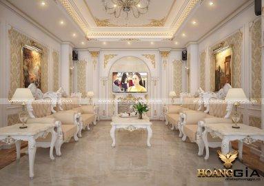 Dự án thiết kế và thi công nội thất biệt thự nhà anh Sang – Imperia Hải Phòng