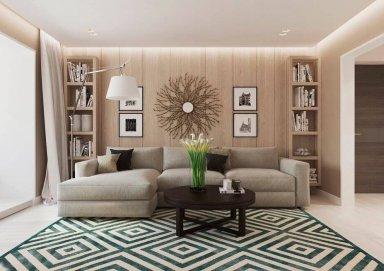 Khám phá nét đẹp của mẫu phòng khách Châu Âu hiện đại