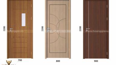 Kích thước cửa phòng ngủ hợp phong thủy