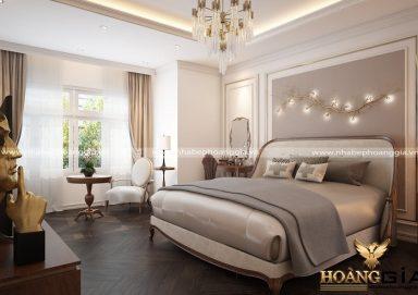 Sức hút của mẫu thiết kế phòng ngủ đương đại đầy ấn tượng