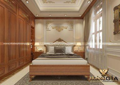 Khám phá mẫu thiết kế phòng ngủ 15m2 phong cách tân cổ điển