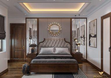 Dự án thiết kế nội thất căn hộ cao cấp nhà anh Nam (Huỳnh Thúc Kháng, Hà Nội)