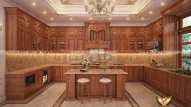 Tìm hiểu phong thủy trong thiết kế tủ bếp phù hợp nhất