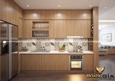 Bật mí cách sắp xếp phòng bếp nhà chung cư gọn gàng, khoa học