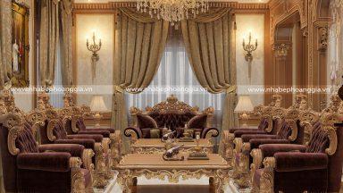Showroom nội thất tân cổ điển tại Hà Nội uy tín, chuyên nghiệp