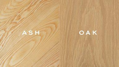 Tư vấn so sánh gỗ sồi và gỗ tần bì