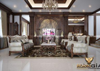 Dịch vụ thi công nội thất tại Hà Nội trọn gói miễn 100% phí thiết kế