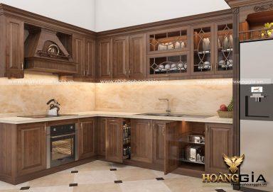 Tư vấn thiết kế nhà bếp chung cư tối ưu nhất