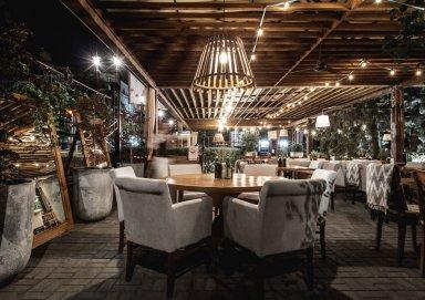 Nguyên tắc thiết kế nhà hàng sân vườn đẹp 2019 đầy sang trọng
