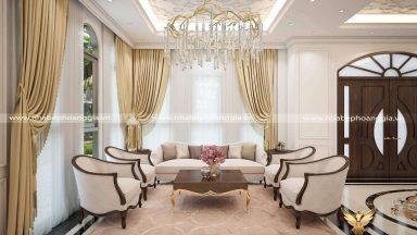 Tìm hiểu chung về phong cách thiết kế nội thất bán cổ điển