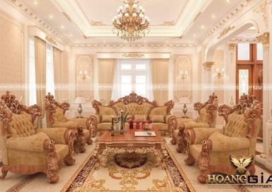 Khám phá các bí mật trong thiết kế nội thất biệt thự tân cổ điển hiện nay