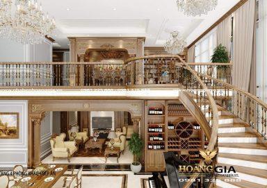 Sức hút sang trọng của mẫu thiết kế nội thất Penthouse nhà anh Dũng