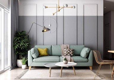 Mẫu thiết kế nội thất chung cư 11