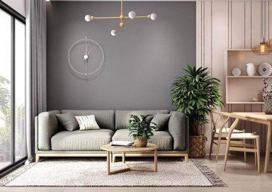 Mẫu thiết kế nội thất chung cư 12