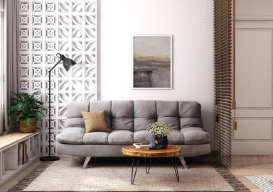 Mẫu thiết kế nội thất chung cư 13