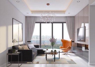 Khám phá mẫu thiết kế nội thất chung cư 80m2 đẹp, sang trọng