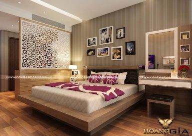Mẫu thiết kế nội thất chung cư 01