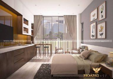 Mẫu thiết kế nội thất chung cư 02