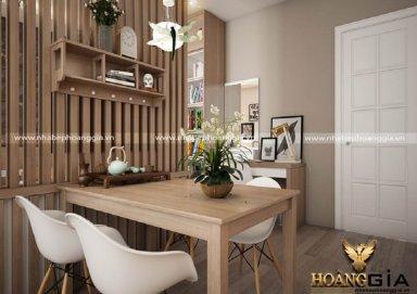 Mẫu thiết kế nội thất chung cư 03