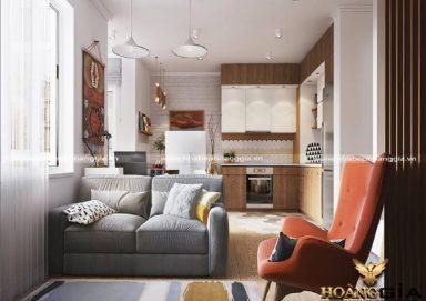 Mẫu thiết kế nội thất chung cư 04