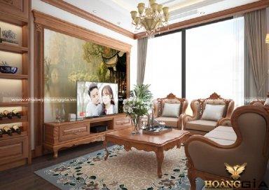 Mẫu thiết kế nội thất chung cư 05