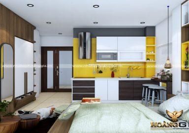 Mẫu thiết kế nội thất chung cư 06