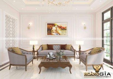 Dự án thiết kế và thi công nội thất nhà cô Nhi (Khoái Châu, Hưng Yên)