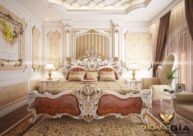 Mẫu thiết kế nội thất phòng ngủ cao cấp PNCC 12