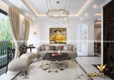 Giải đáp: Có nên thiết kế nội thất tân cổ điển cho chung cư không?