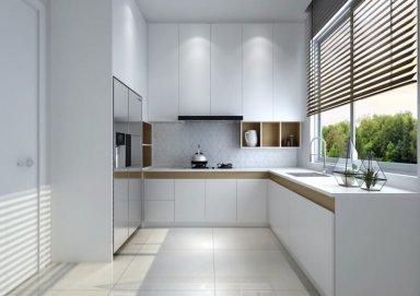 Ý tưởng thiết kế phòng bếp nhỏ xinh đầy ấn tượng