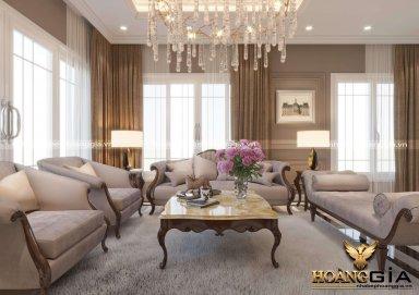 Khám phá nét đẹp của nội thất phòng khách phong cách Christopher Guy