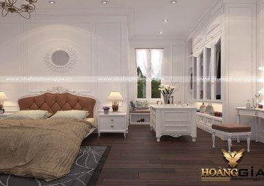 Mẫu thiết kế phòng ngủ cao cấp PNCC 01