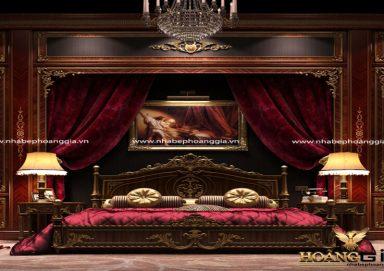 Mẫu thiết kế phòng ngủ cao cấp PNCC 02