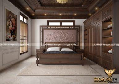 Mẫu thiết kế phòng ngủ cao cấp PNCC 03