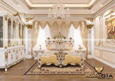 Mẫu thiết kế phòng ngủ cao cấp PNCC 07