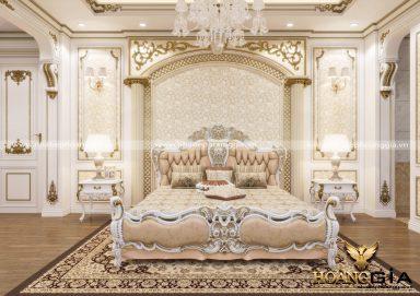 Mẫu thiết kế phòng ngủ cao cấp PNCC 09