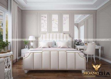 Nét tinh tế trong mẫu nội thất phòng ngủ phong cách Christopher Guy