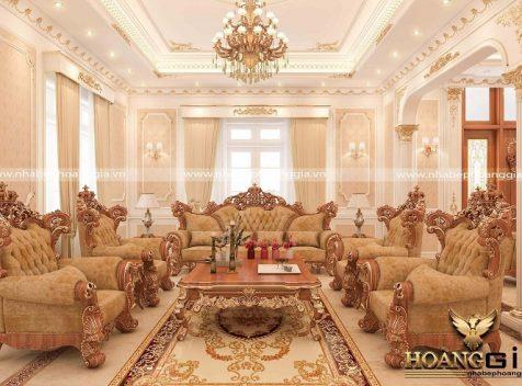 Đơn vị thiết kế thi công nội thất tân cổ điển tại Quảng Ninh uy tín