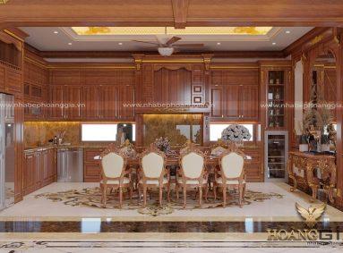 Địa chỉ thiết kế thi công tủ bếp tại Nam Định uy tín, chuyên nghiệp