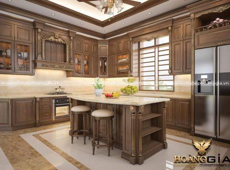 Đơn vị thiết kế thi công tủ bếp tại Tuyên Quang uy tín, chuyên nghiệp