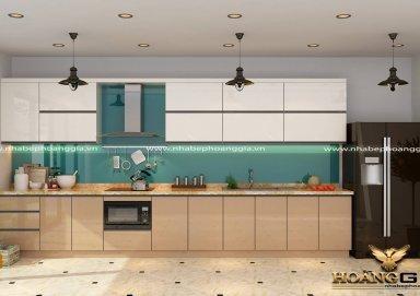Tham khảo các ý tưởng thiết kế tủ bếp đẹp vừa túi tiền